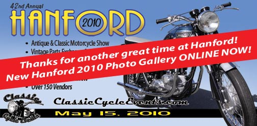 Hanford motorcycle show and swap
