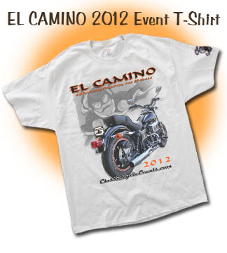 El Camino 2012 Event T-Shirt
